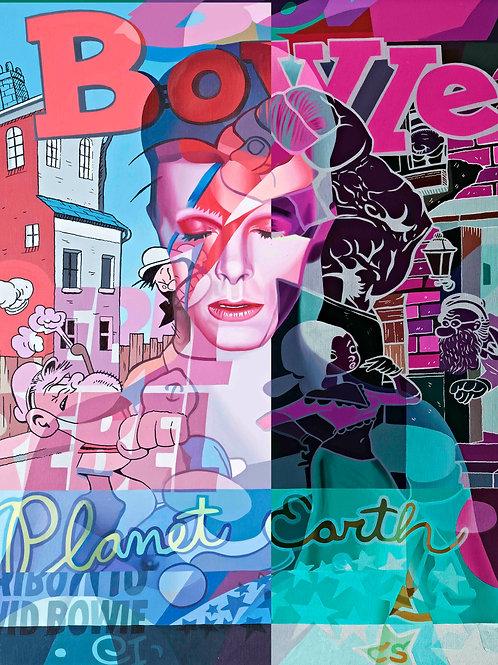 David Bowie 'Insane'