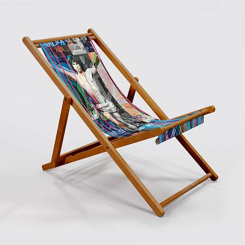 Jim Morrison Deckchair