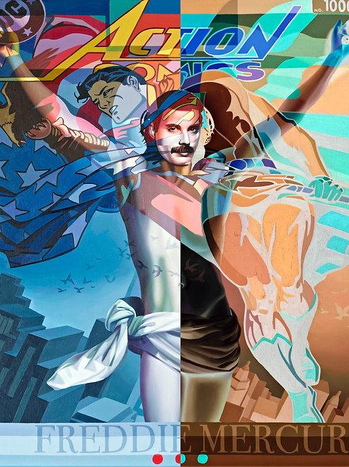 Freddie Mercury Rising