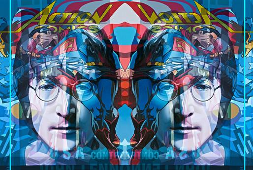 """""""Altered Imagination"""" John Lennon"""