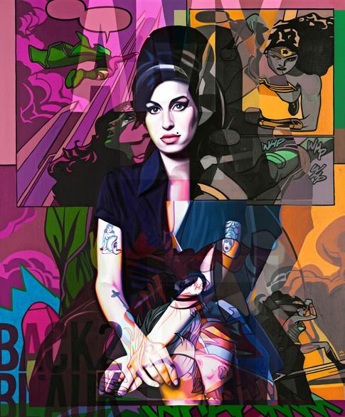 'Back to Black' Amy Winehouse
