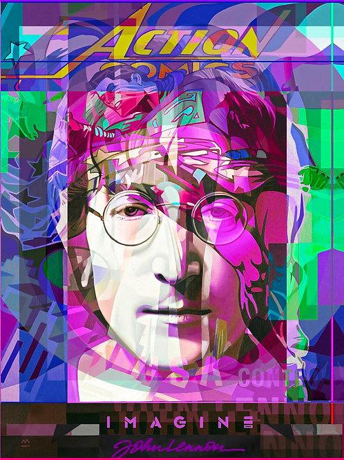 John Lennon 'Graphic Genius 3'