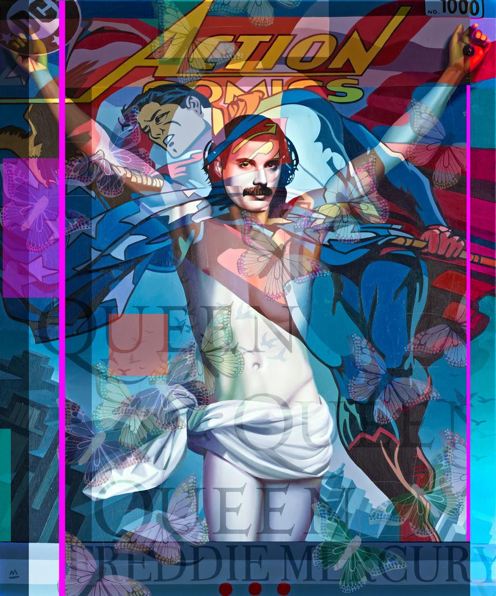 """Tortured Genius"" Freddie Mercury"