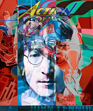 'The focus of my attention' John Lennon