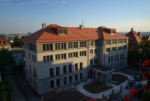Rezidence Hradešínská