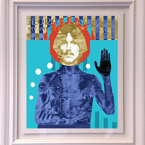 George Harrison 'Left Hand Oath'