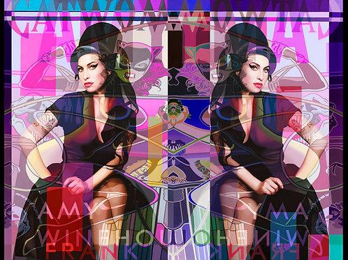 "Amy Winehouse ""Negative Belief"""
