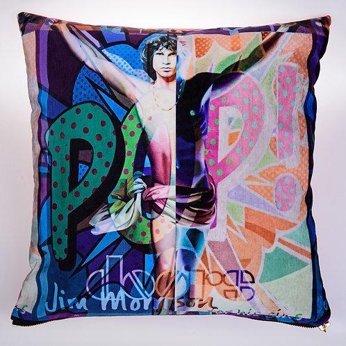 Jim Morrison Cushion