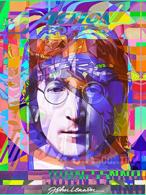 John Lennon 'Graphic Genius 4'