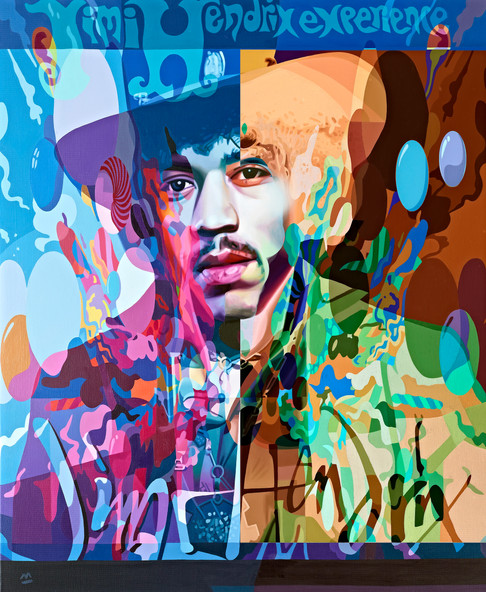 'The Eternal Experience' Jimi Hendrix