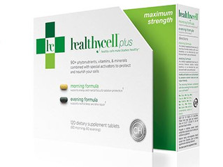 Filling in More than just the Gaps! Healthy Cell Plus -