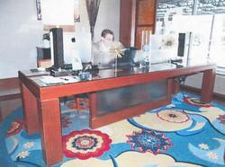 Renissance Hotle Dupont Circle DC Before 2015 Computer Desk