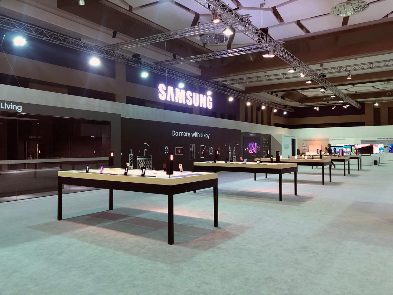 Samsung FORUM 2019 _ Antalya