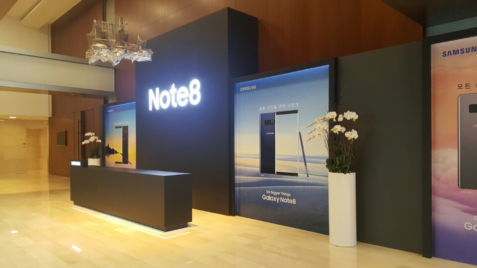 Galaxy Note8 MEDIA DAY