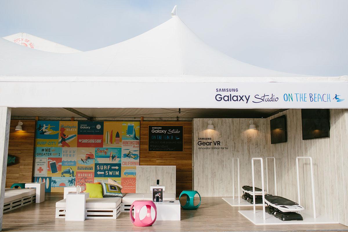 Samsung Surfing Studio