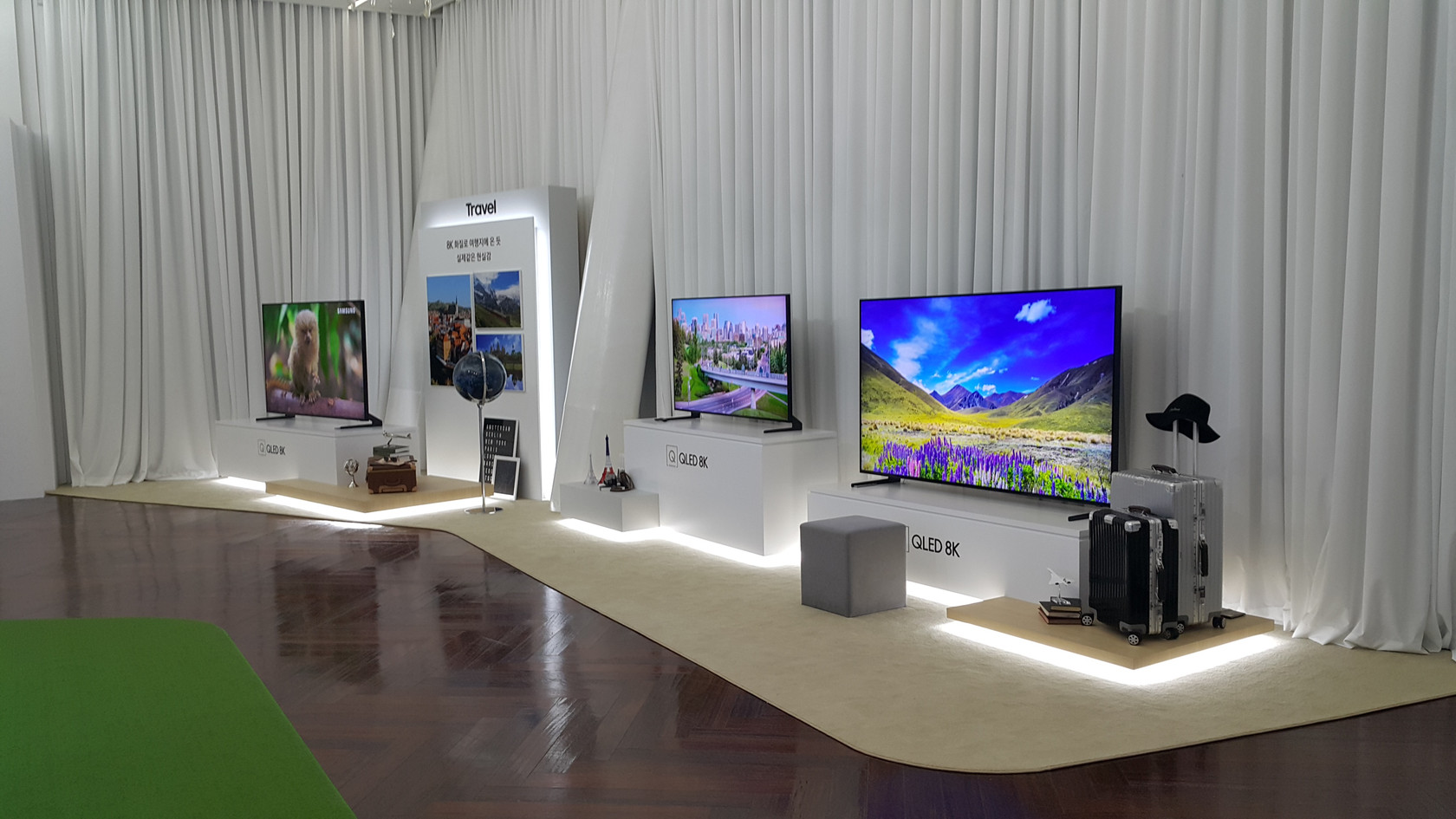 QLED 8K TV Launching