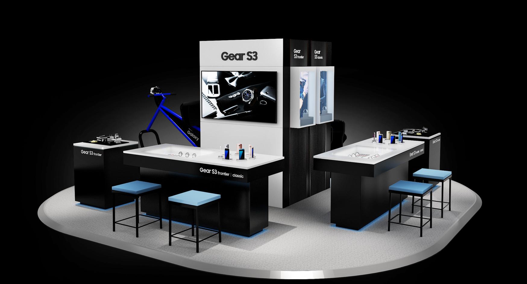 Galaxy S7 & Gear S3 Studio