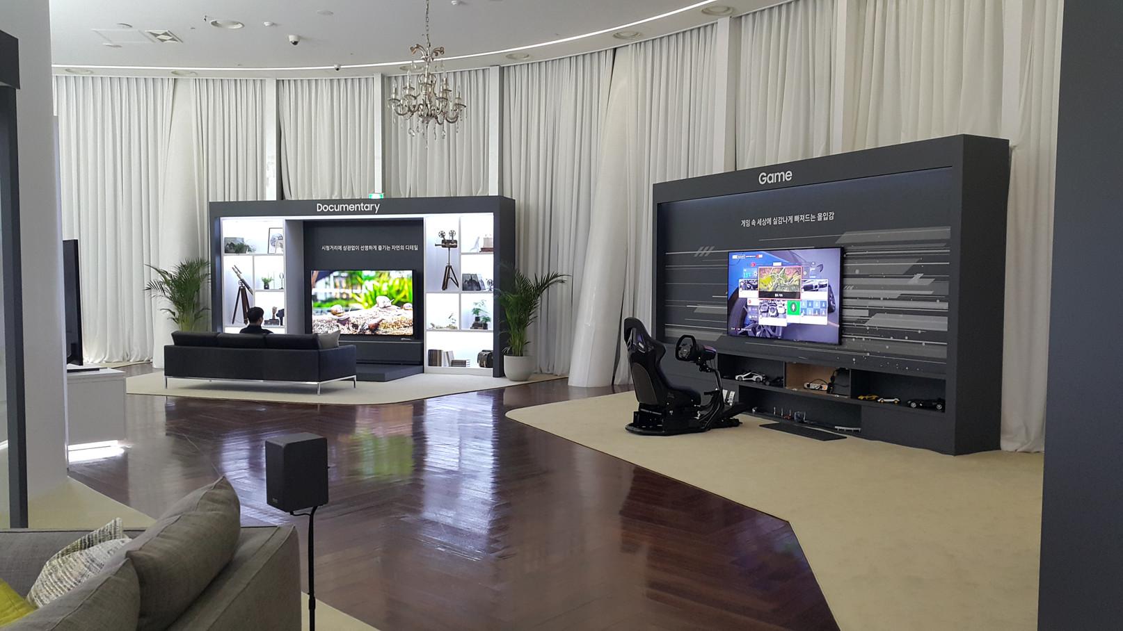 QLED 8K TV Launching