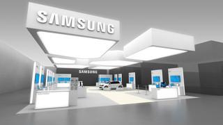 2015 MWC SAMSUNG