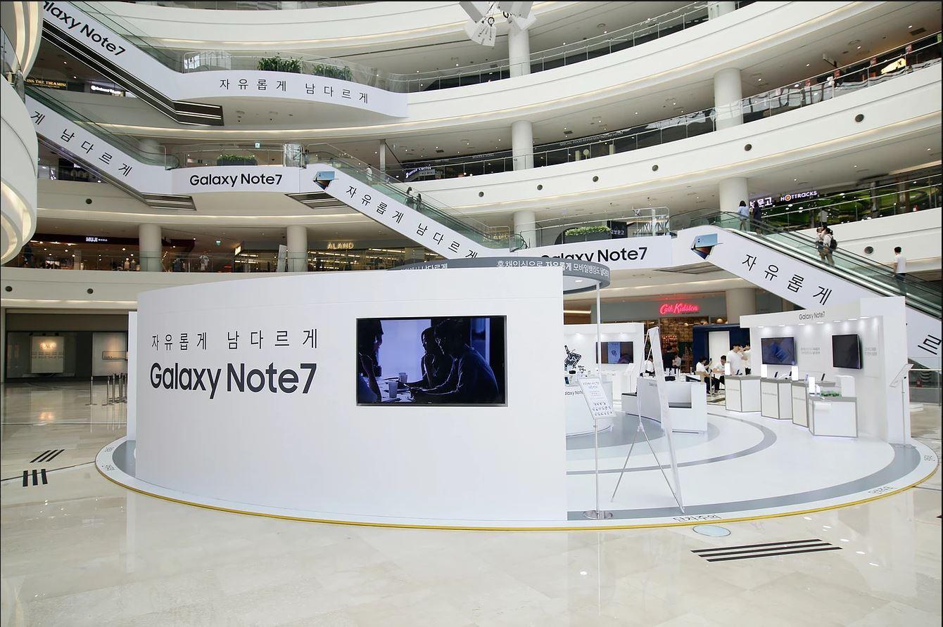 Galaxy Note7 Studio