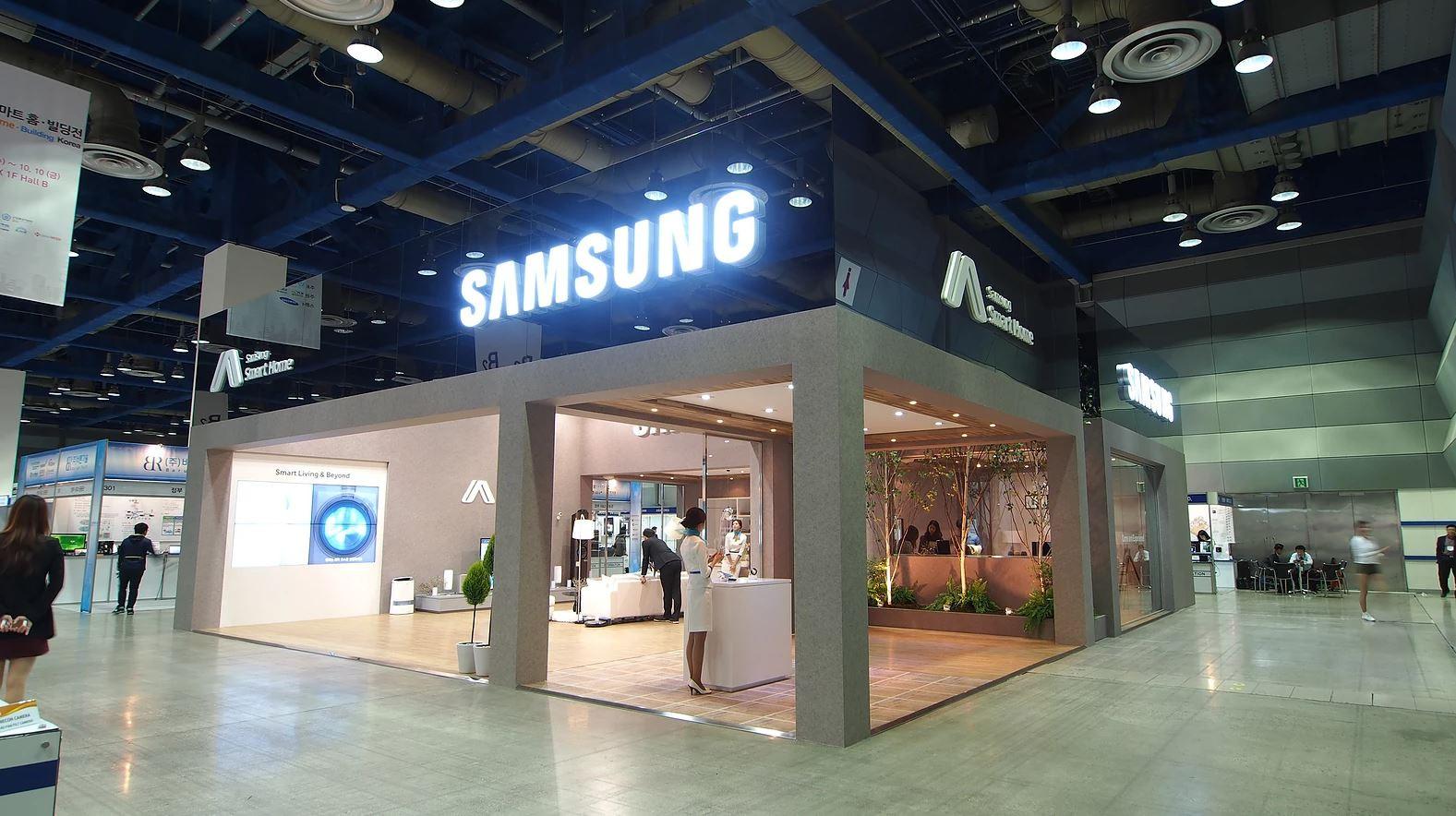 2014 국제스마트홈빌딩전 SAMSUNG