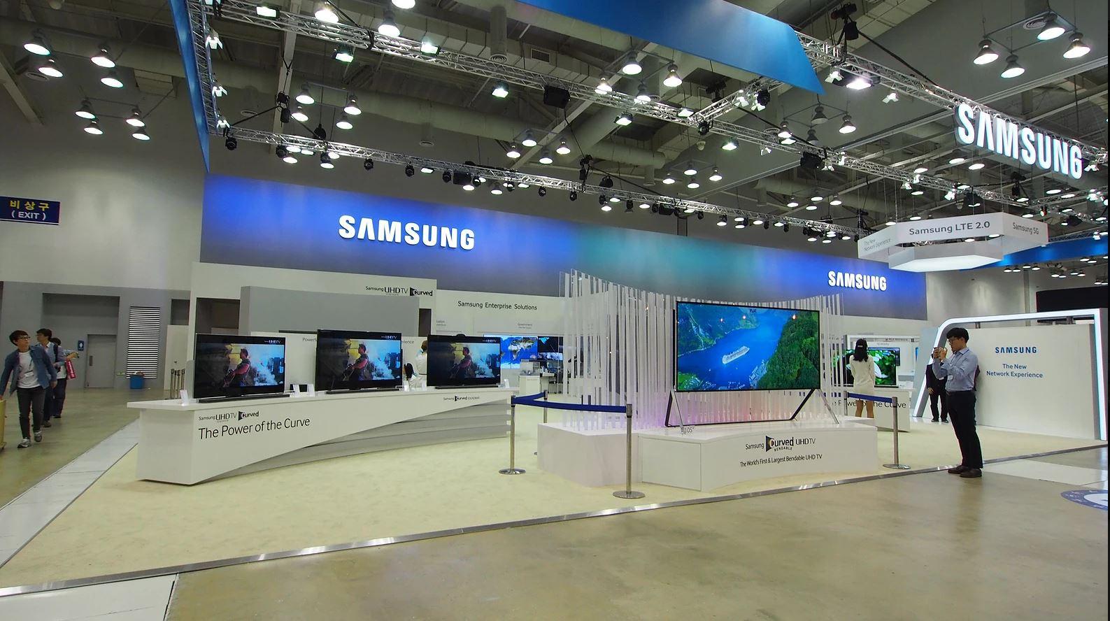 2014 World IT Show SAMSUNG