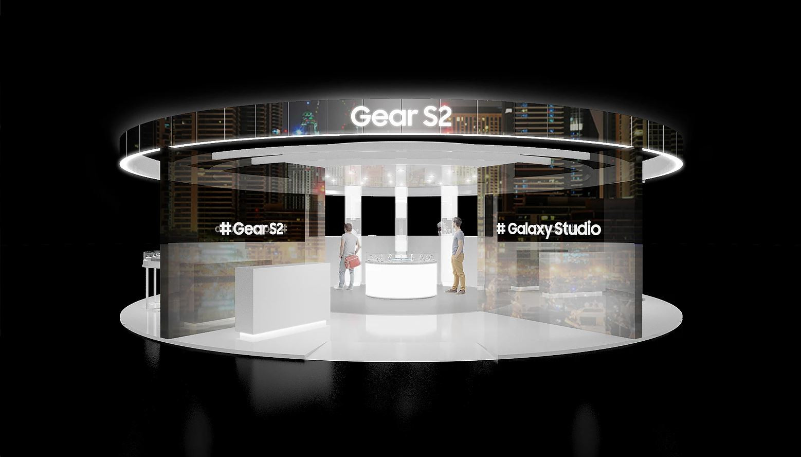 GEAR S2 GLOBAL STUDIO