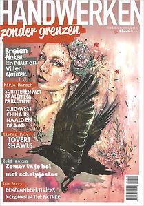 Handwerken no.220 2020 Netherlands Mariko Kusumoto