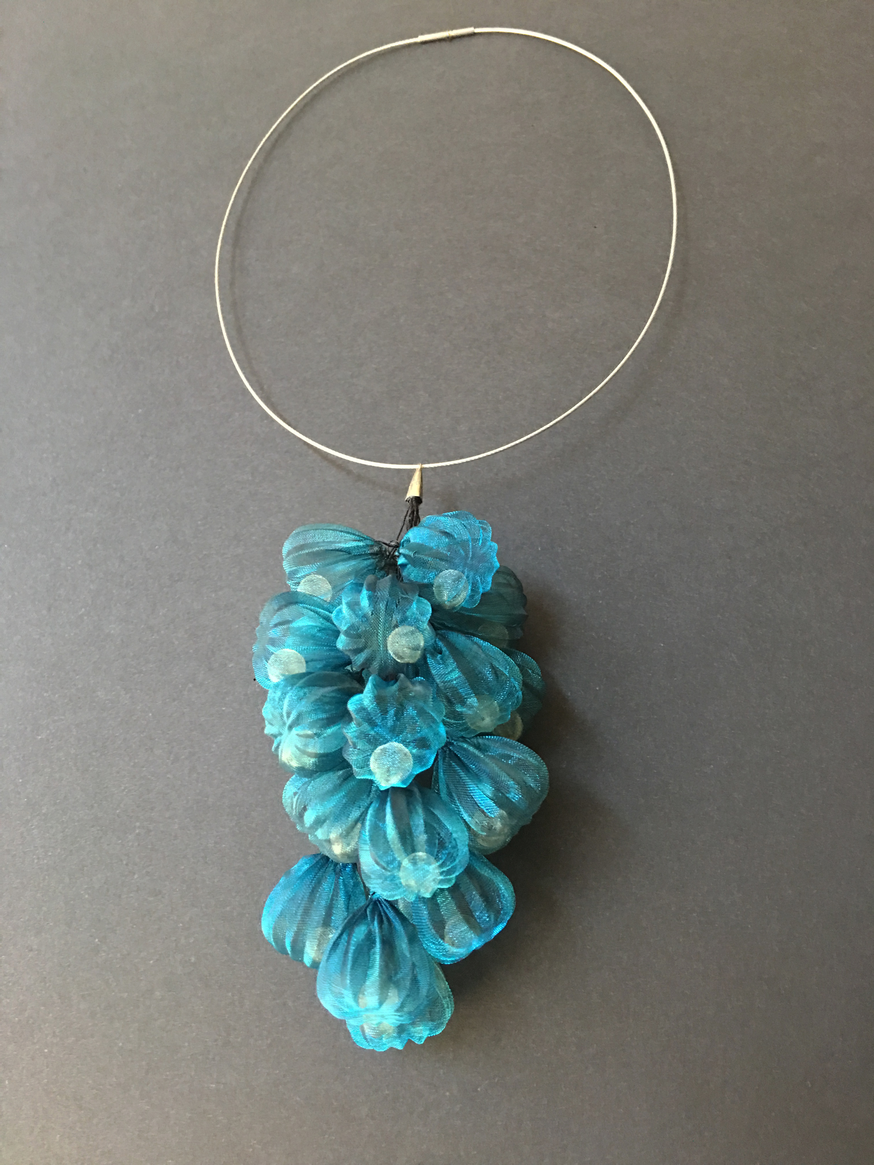 bluebells necklace