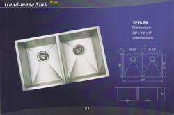 Sinks #3219A