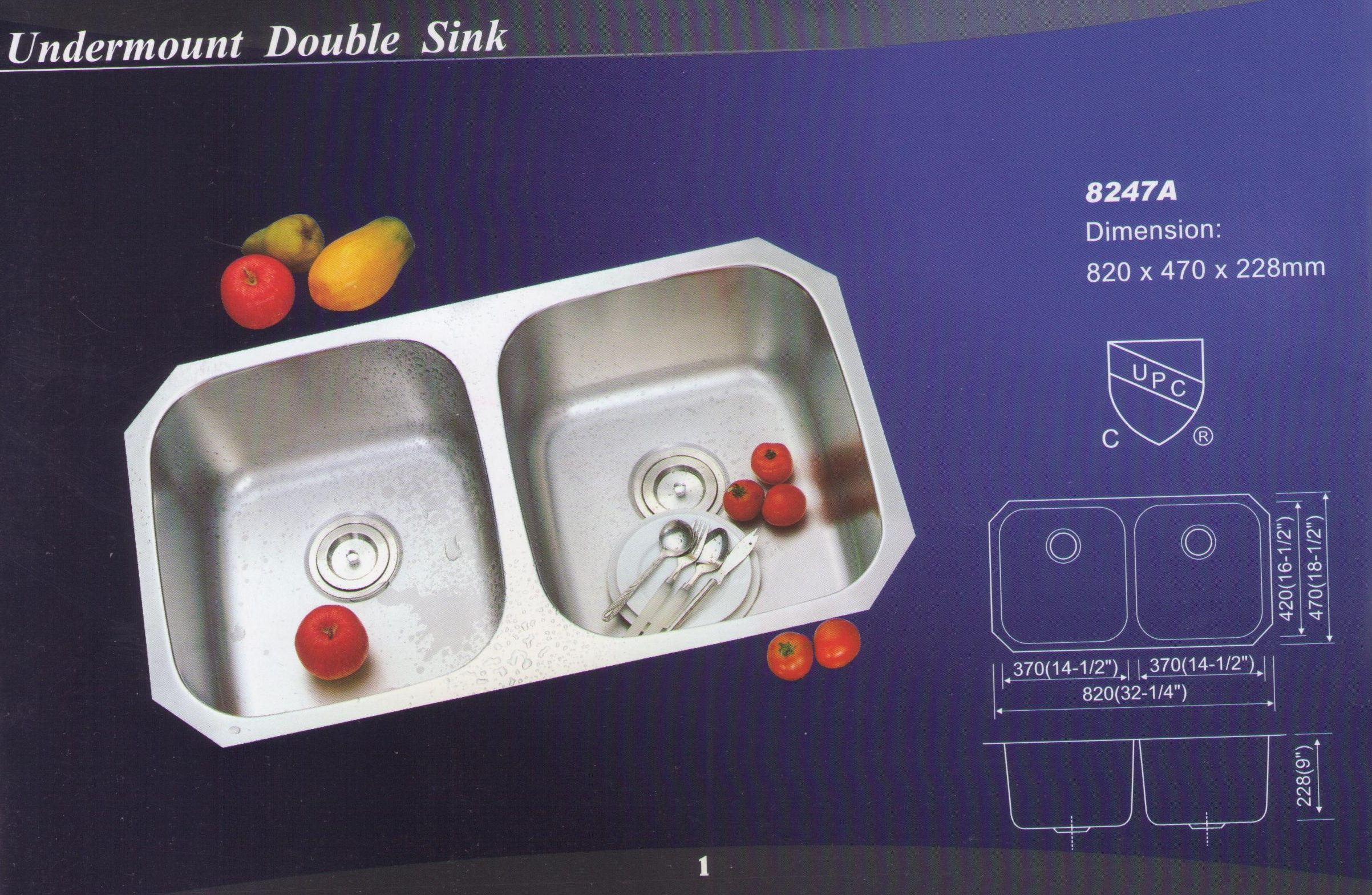 Sinks #8247