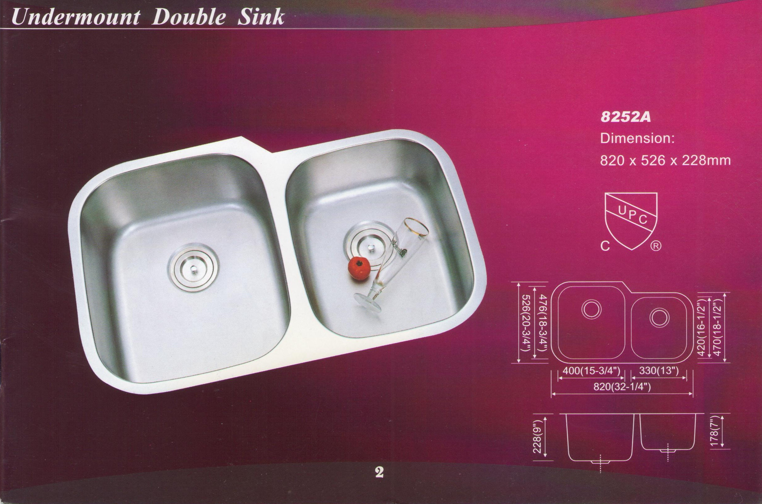 Sinks #8252