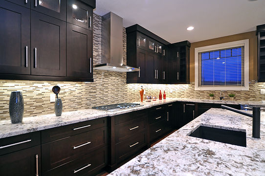 Waterjet, installation, professional, granite, countertop, quartz, sinks