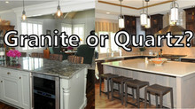 Granite VS Quartz