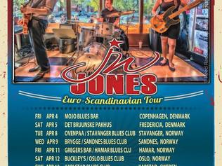 Scandinavian Tour 2014