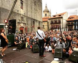 Live at the Hondarribia Blues Fest