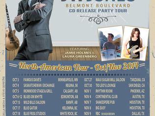 North American Tour 2014