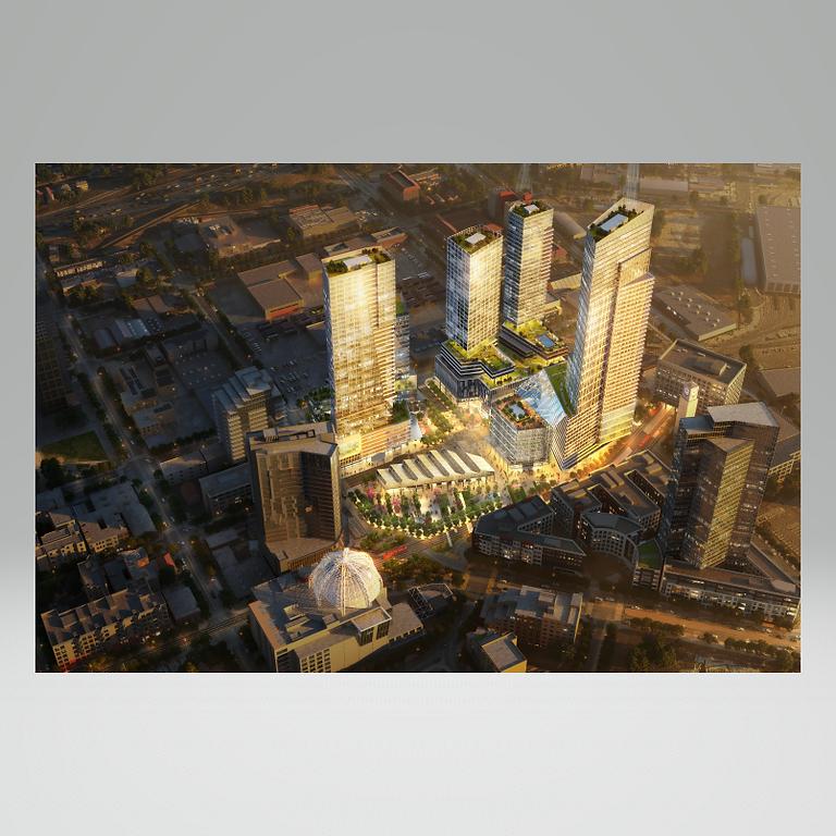 East Village Quarter (EVQ) Redevelopment - Brookfield Proposal