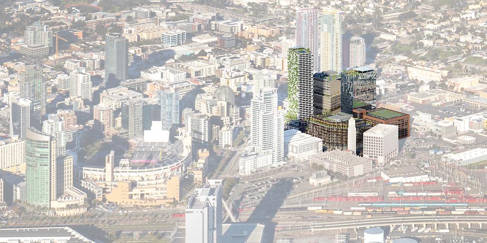 East Village Quarter (EVQ) Redevelopment - Padres Proposal