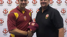 Matt Coles Signs for Minster