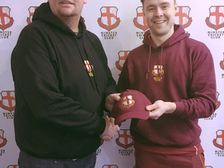 Fabian Cowdrey Signs for Minster