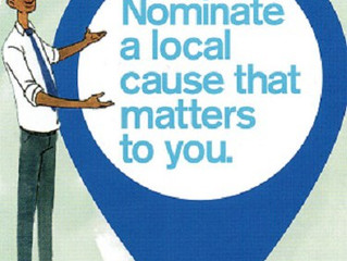 Nominate us as a TSB Local Charity Partner!
