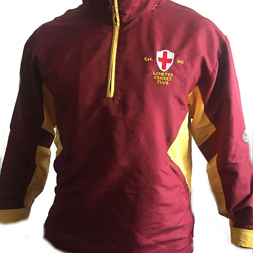 Maroon Training Jacket