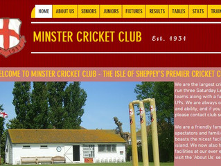 Minster launch new website
