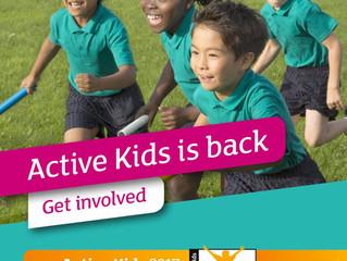 Sainsbury's Active Kids 2017