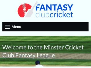 Minster CC Fantasy Club Cricket