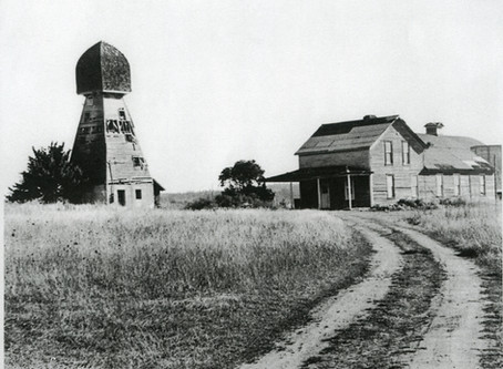 The Old House with the Windmill