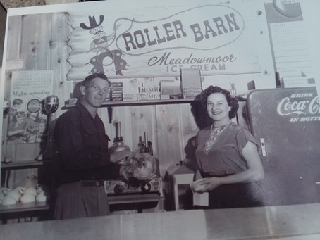 The Roller Barn Grand Opening!