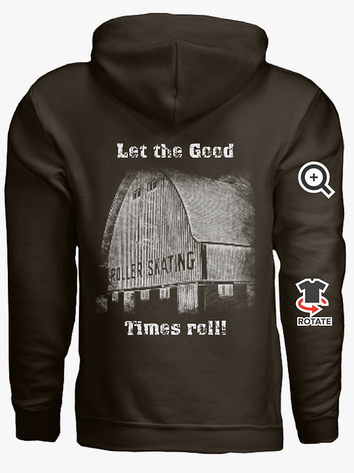 Let the Good Times Roll - Brown Hoody