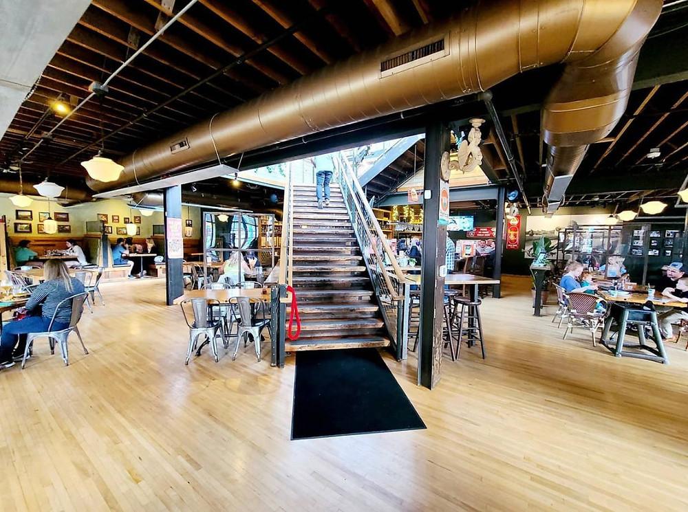Cafe Benelux Third Ware Milwaukee Wisconsin